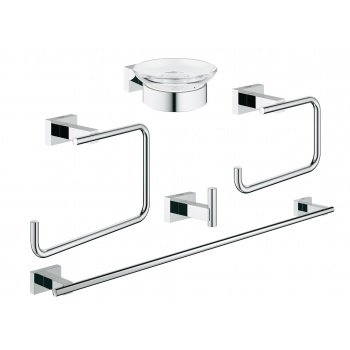 Набор Grohe Essentials Cube New (40758001), фото 1